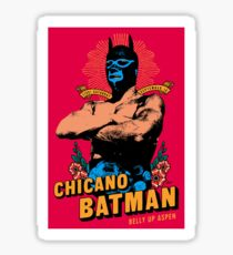 chicano batman Sticker