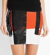 Squatch watch Mini Skirt