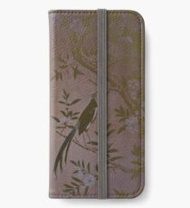Chancellor Jia Sidao iPhone Wallet/Case/Skin