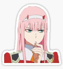 zero two Sticker