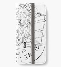 I Put the Pro in Procrastination iPhone Wallet/Case/Skin