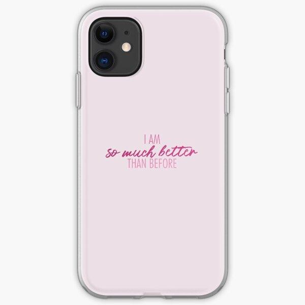 so much better - legally blonde lyrics iPhone Soft Case
