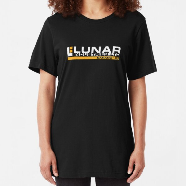 Moon - Lunar Industries LTD. Sarang  Slim Fit T-Shirt