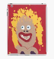 Blonde - Martin Boisvert - Faces à flaques Coque et skin iPad