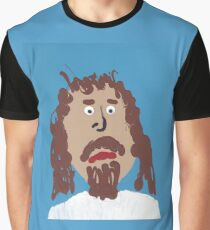 Jésus Graphic T-Shirt