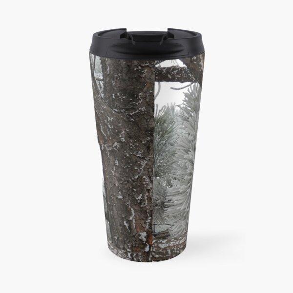 Winter Frost Travel Mug