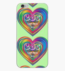 Electric Daisy Carnival Heart iPhone Case