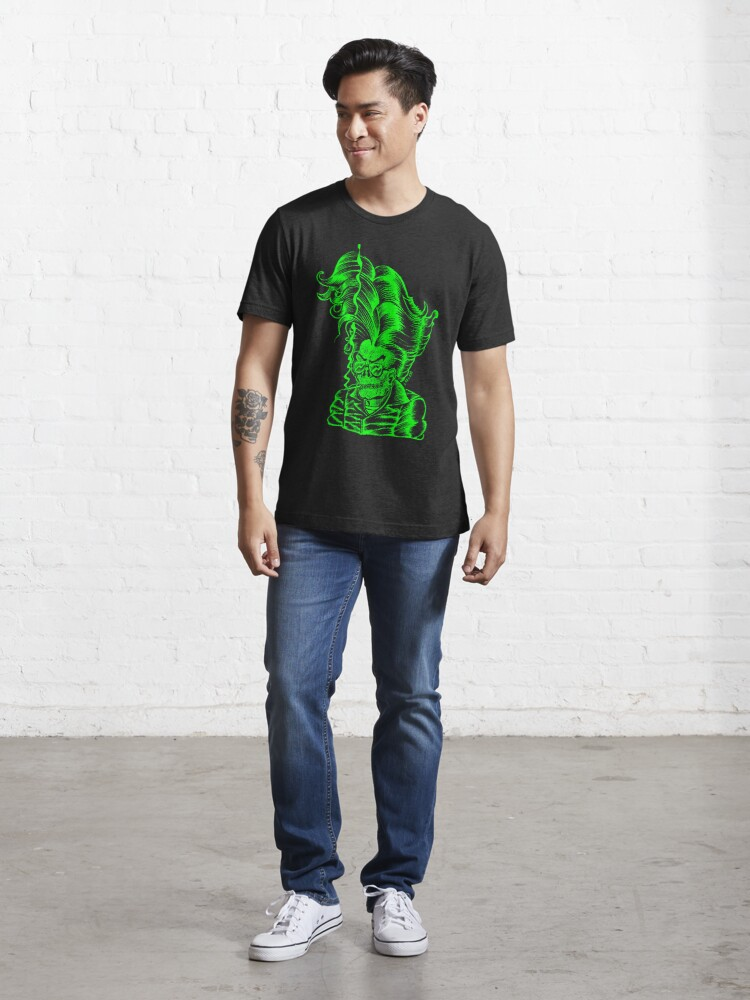 Alternate view of Zombie Punk Essential T-Shirt