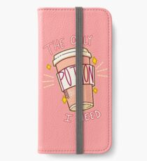 Coffee potion iPhone Wallet/Case/Skin