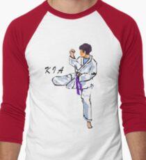 Kia Men's Baseball ¾ T-Shirt