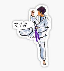 Kia Sticker