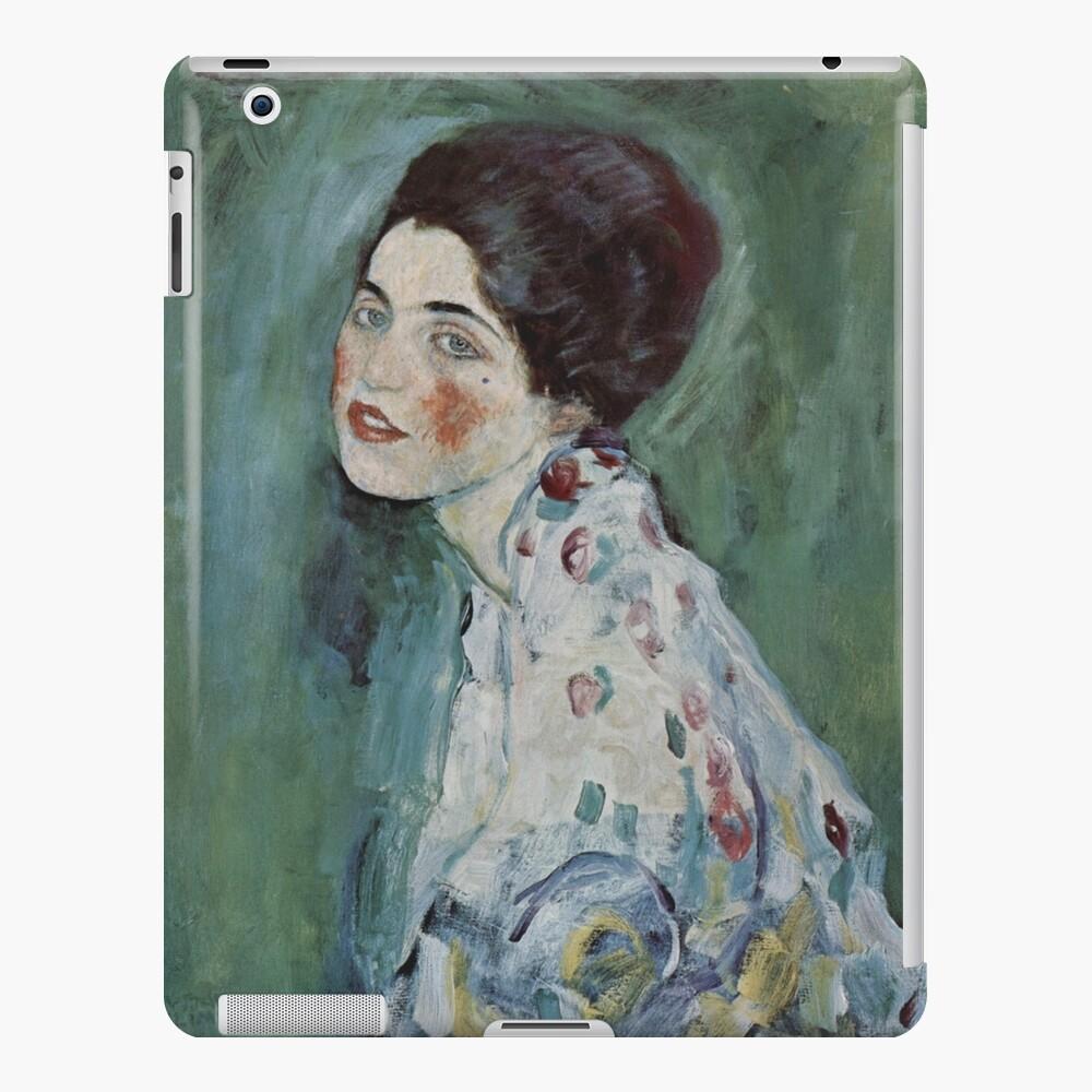 Stolen Art - Portrait of a Lady by Gustav Klimt iPad Case & Skin