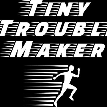 Tiny Troublemaker by Enkaidin