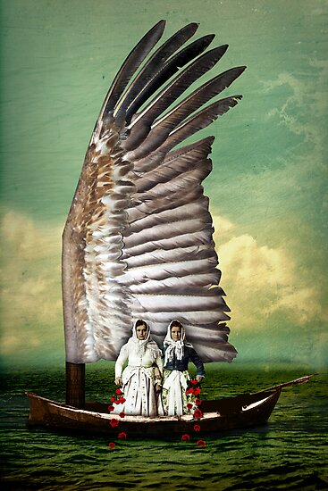 Time to say Good Bye by Catrin Welz-Stein