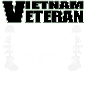 Vietnam veteran Pride runs deep t-shirt by phamquocdat