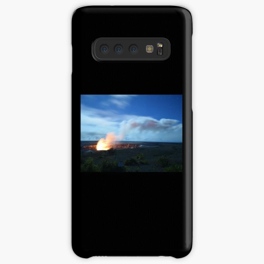 Volcano Hüllen & Klebefolien für Samsung Galaxy