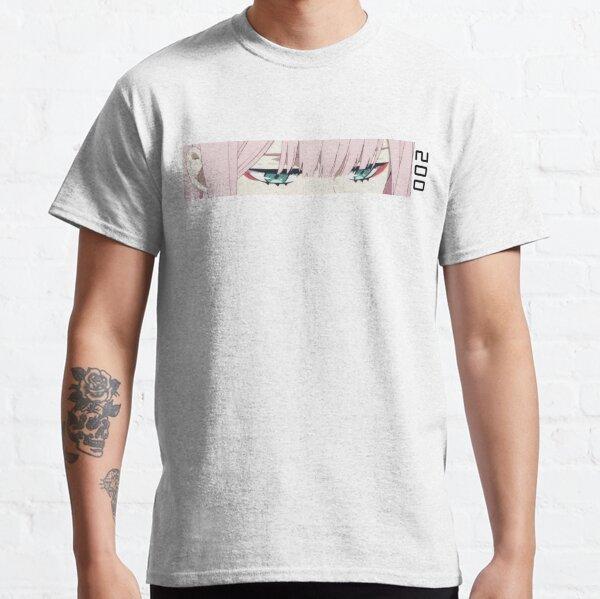 Zero Two Darling dans le Franxx - Ces yeux T-shirt classique