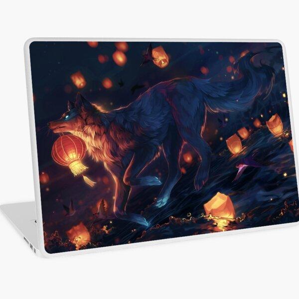 lanterns Laptop Skin
