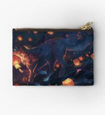 lanterns Zipper Pouch