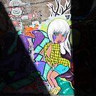 Graffiti in Melbourne by Elena Martinello