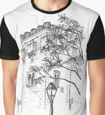 Torre del palacio Camiseta gráfica