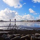 Instow Sands, Devon, England by trish725