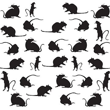 Must. Love. Rats Print by MustLoveRats