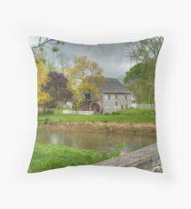Herr's Mill - Pennsylvania Throw Pillow