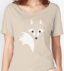 Fox Lines Women's Relaxed Fit T-Shirt