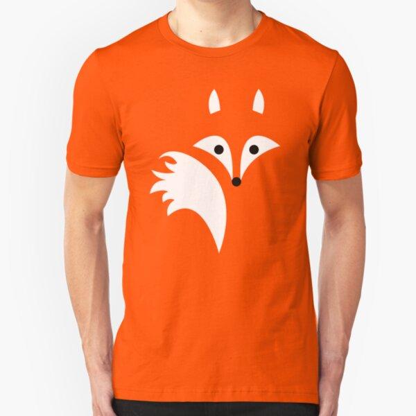 Fox Lines Slim Fit T-Shirt