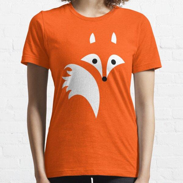 Fox Lines Essential T-Shirt