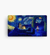 Lienzo Melee Starry Night