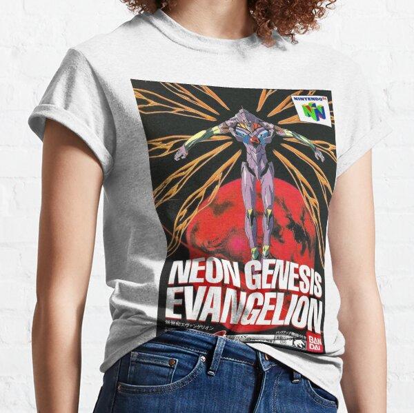 EVANGELION N64 Classic T-Shirt