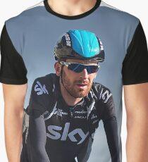 Bradley Wiggins Graphic T-Shirt