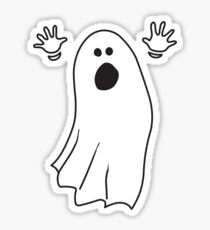 Ghost Sticker