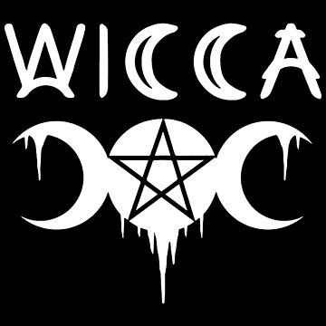 WICCA, WITCHCRAFT, TRIPLE GODDESS by ShirtWreck