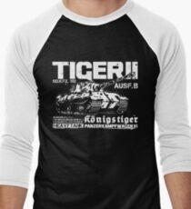 Tiger II Men's Baseball ¾ T-Shirt