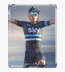 Michal Kwiatkowski iPad Case/Skin