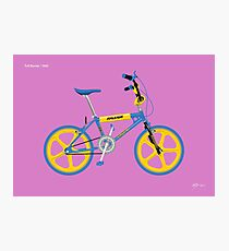 Raleigh Tuff Burner 1982 Photographic Print