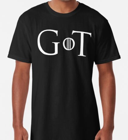 GoT Long T-Shirt