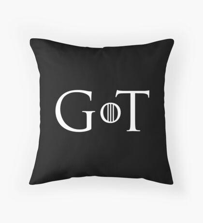 GoT Throw Pillow