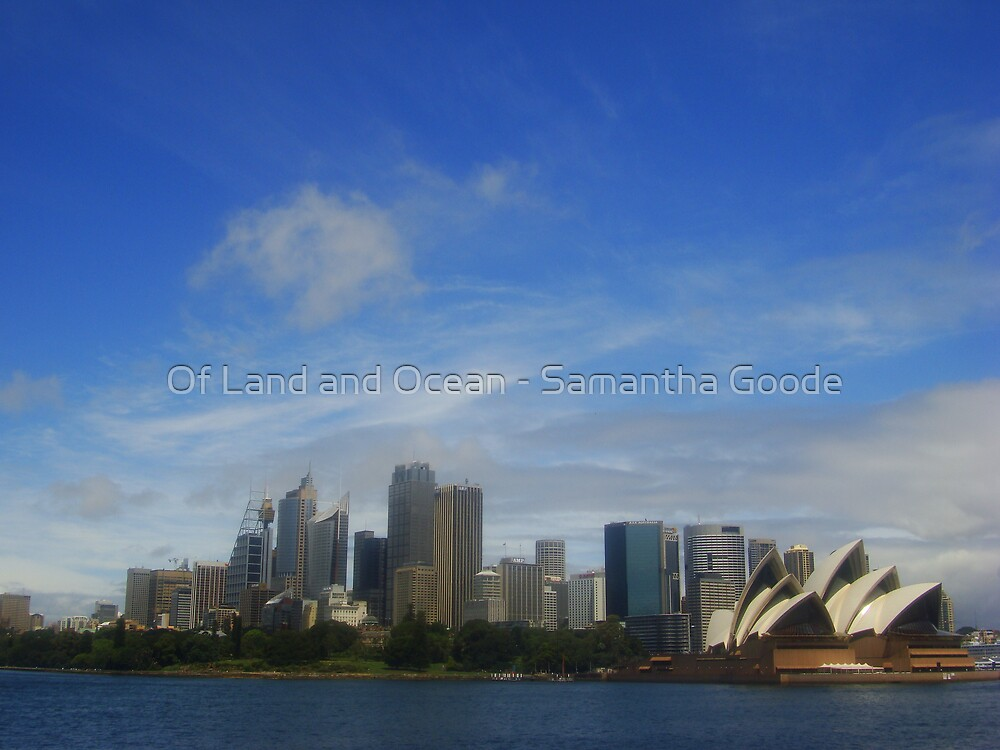 Sydney, Australia by Of Land & Ocean - Samantha Goode