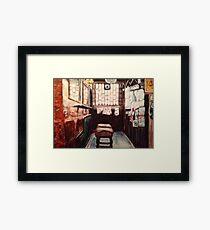 Dockers Pub Dublin Framed Print