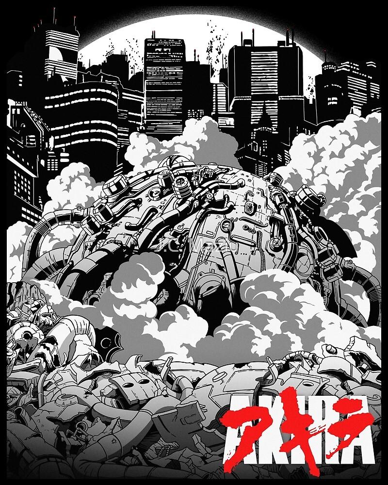 Chaos. by J.C. Maziu