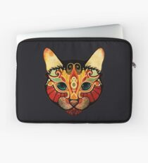 the cat Laptoptasche