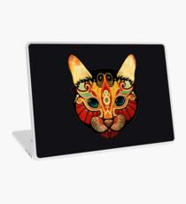 the cat Laptop Folie
