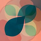 Abstract Flower by metron