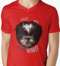 Shih-Tzu Says Woof! Woof! T-Shirt