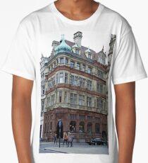 Streetscape, Liverpool UK Long T-Shirt