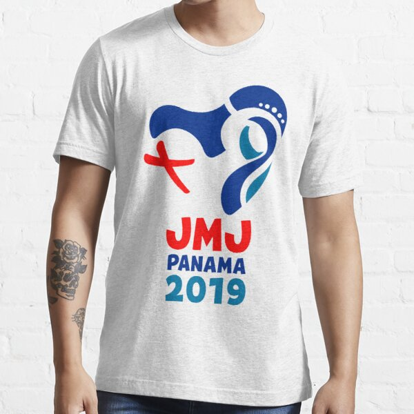 JMJ World Youth Day Panama 2019 logo Essential T-Shirt